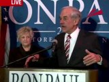 Ron Paul Rally At Eagle Aviation In South Carolina 01/11/12  Part 1