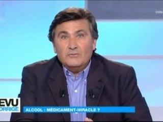 """Extrait de l'émission """"Revu et corrigé"""" sur France5 le 21/01/2012 - Olivier Ameisen, Michel Lejoyeux"""