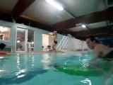 seance kayak en piscine