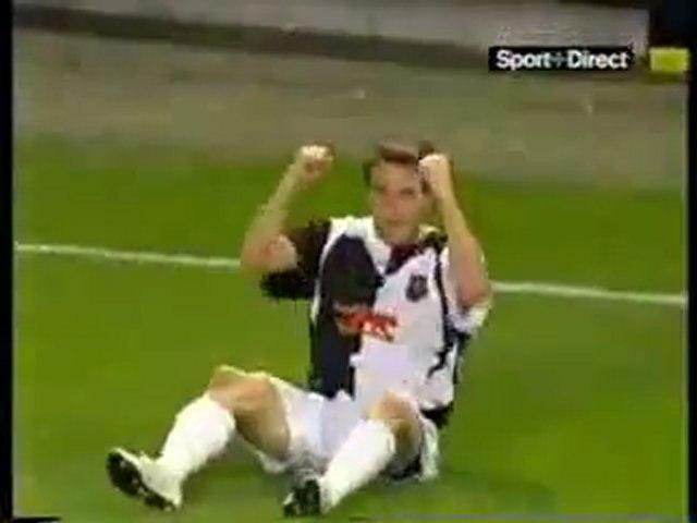 15/09/05 : Alexander Frei (75') : Rennes - Osasuna (3-1)