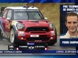 [Rallye] Pierre Campana au Rallye de Monte-Carlo