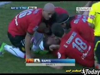 Гол Иван Рамис · Райо Вальекано (Мадрид) - Мальорка (Мальорка) - 0:1