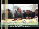 AK Parti Üsküdar İlçe Başkanlığı Üsküdar Yerel Basın Kuruluşlarıyla bir araya geldi