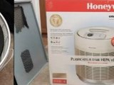 Honeywell Pure HEPA Round Air Purifier