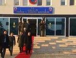 Cumhurbaşkanı Gül, Aksaray'da Garnizon Komutanlığını Ziyaret etti