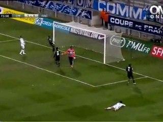 Résumé : OM - Le Havre (Coupe de France)