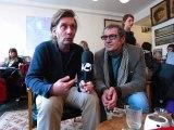 """Interview Julien Donada et Daniel Duval pour le film """"Beau rivage"""""""