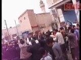 مقطع جديد بنش إدلب سوريا 22-4-2011