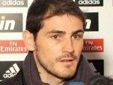 """Deportes: Casillas: """"Si queremos ganar la Liga BBVA tenemos que estar unidos"""""""