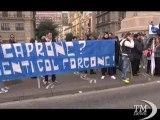 """Blocco tir, a Napoli """"Insorgenza civile"""" al fianco dei siciliani. Gruppo porta in piazza anche la questione meridionale"""