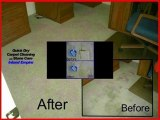 Carpet Cleaner Canyon Lakes- 951-805-2909 Quick Dry Carpet Cleaning -Before&After Pictures