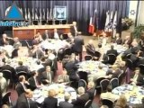 French, Israeli And Palestinian Foreign Ministers Discuss Th