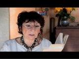 """Virginie Lou-Nony lit une page de """"Décharges"""""""