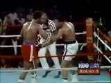 The Rumble in the Jungle - George Foreman vs Muhammad Ali -Stadium in Kinshasa, Zaire  Oct. 30 - 1974