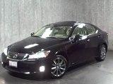 "2009 Lexus IS250 Awd For sale at McGrath Lexus ""17"" Chrome Wheels"""