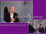 Direction de France Culture - Olivier Poivre d'Arvor