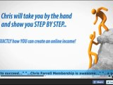 Make Money Online Now, Chris Farrell Shows you How to Succeed Making Money On the Internet Now!