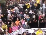فري برس   كرم الزيتون مكتوبة سوريا إن تنصروا الله ينصركم 6 1 2012