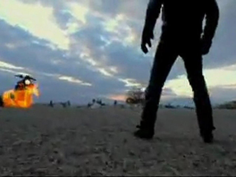 Ghost Rider 2 : Spirit of Vengeance - Featurette / Behind the Scenes