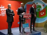 Voeux du Conseil général de l'Essonne dans les cantons de Corbeil-Essonnes, 24 janvier 2012 - Intervention de Carlos Da Silva