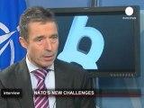 """Anders Fogh Rasmussen: """"Occorre una NATO intelligente"""""""