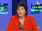 Aléas du Direct : Katy Guyot - PS Gard (25/01/2012)