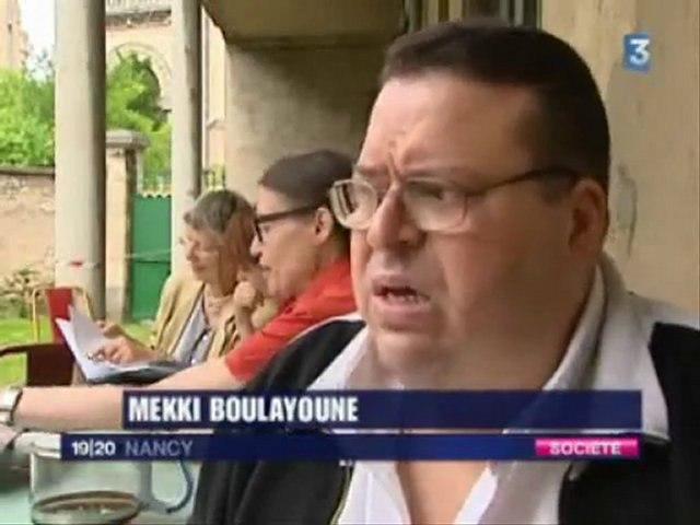 Reportage France 3 Régions - association Espoir 54