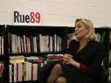 Marine Le Pen face aux riverains (25/01/2012) - Le FN et l'UMP