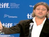 BRAD PITT NOMINATED FOR 2012 BEST ACTOR OSCAR FOR 'MONEYBALL'