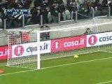 Juventus - Roma 3-0 (Quarti Coppa Italia, Goals, 24.01.2012)