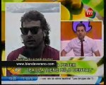 Peter, Pedro Alfonso íntimo en BdV. Habló de Paula Chaves y le contestó a Cinthia Fernández