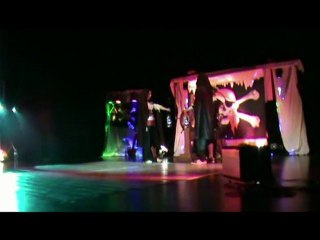 Show Unique Landerneau salle  le family Acrimonie & Anima'niak  Bretagne FINISTERE 2012