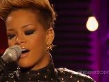 Rihanna - Take A bow @ AOL Sessions