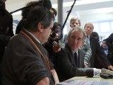 François Bayrou rencontre l'Association des Paralysés de France (APF)