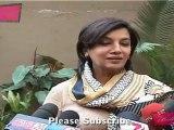 Film stars Shabana Azmi, Dharmendra, and noted director Mira Nair are conferred with Padma ...