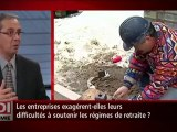 RDI Économie - Entrevue Jean Charest