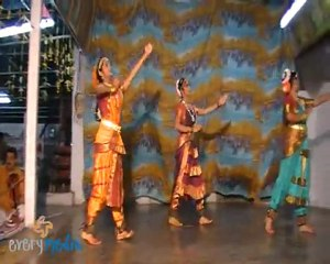 Cultural activities at Shri Krishna Mandir