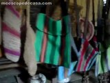 Artesanías en el Barrio Huayco de Lamas- Perú (Nativa Hilandera)