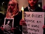 Hommage à Gilles Jacquier - Consulat Français / Londres - 17/01/12 - sous-titres français