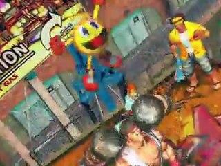 PlayStation Exclusive Characters Trailer  de Street Fighter X Tekken