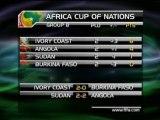 CAN 2012: Côte dIvoire 2-0 Burkina Faso