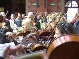 Flashmob à Copenhague - Bolero de Ravel