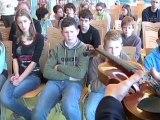 Cours de lutherie en images et en sons (Troyes)