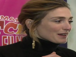 MyFrenchFilmFestival - Physical Preview - Berlin with Julie Gayet and Léo Verrier