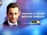 Interview de Nicolas Sarkozy, dimanche à 20h10 en direct sur BFMTV