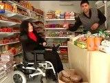 Le quotidien des handicapés compliqué par les problèmes d'accessibilité