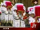 Hommage aux soldats tués en Afghanistan (Varces)