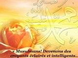 N°18   Musulmans! devenons des croyants éclairés et intelligent..._Cheikh Ibrahim Mulla
