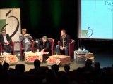 Table-ronde politique du congrès FNPF 2012 : quelle valorisation et quelles installations en production fruitière demain ?