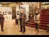 Expozitia Precum in cer asa si pe pamant de Cristina Nichitus Roncea - Palatul Sutu 2012